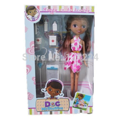 Doc McStuffins Clinic Girls Figure Toy Doll