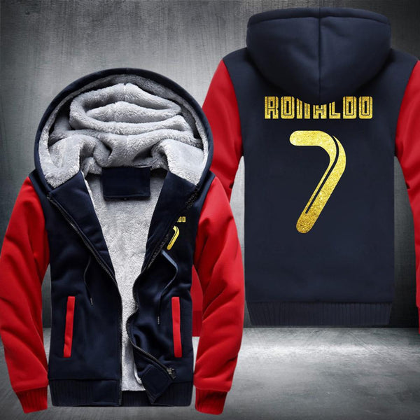 Exclusive Real Madrid C.F. Zipper Jacket 50% Off