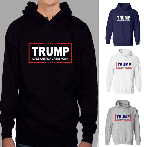 Donald Trump Make America Great Again Hoodie