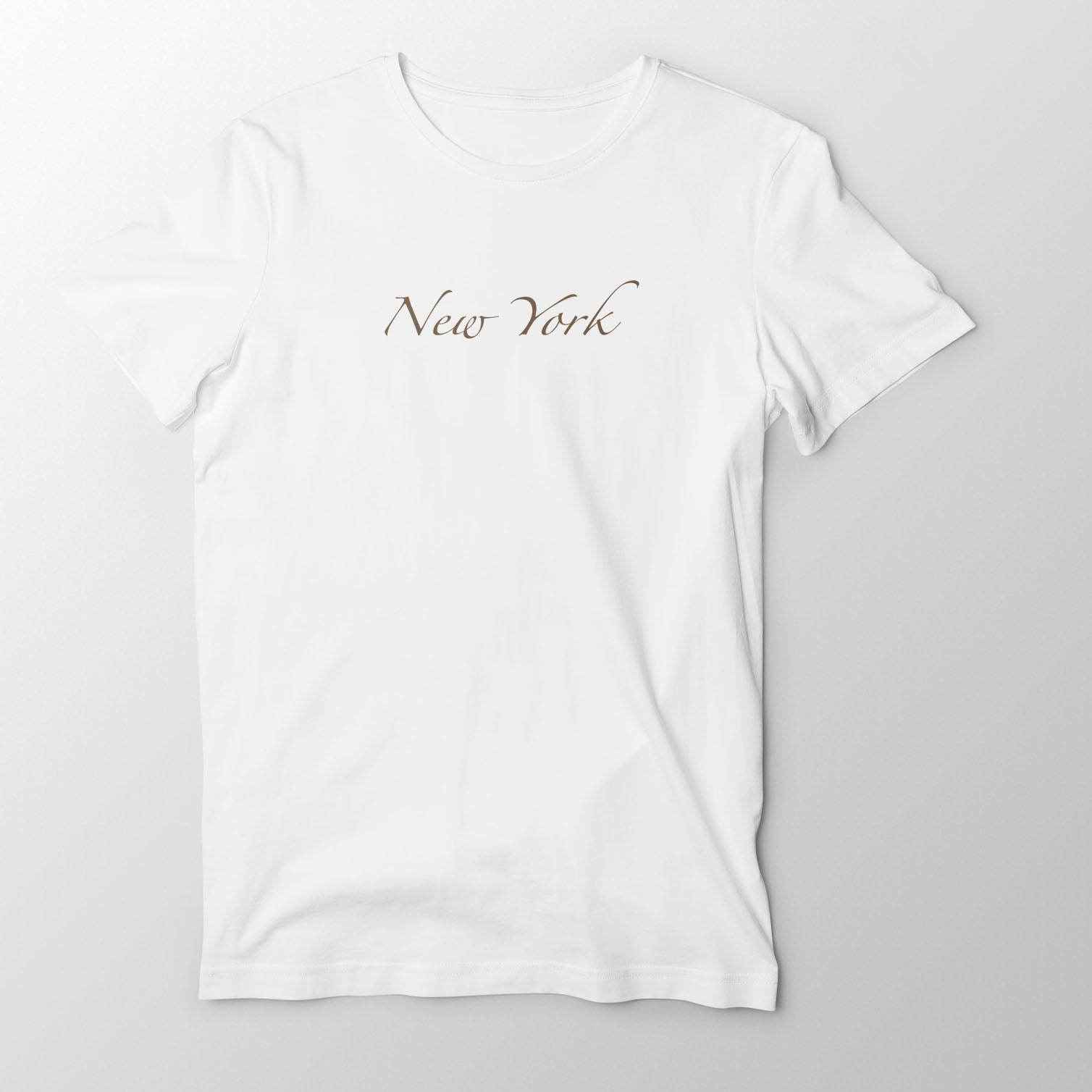 New York-T-Shirts-Plain Graphic Shirts