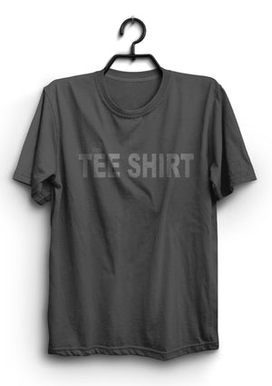 Just a Plain Tee Shirt