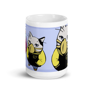 Cats In Mask Mug