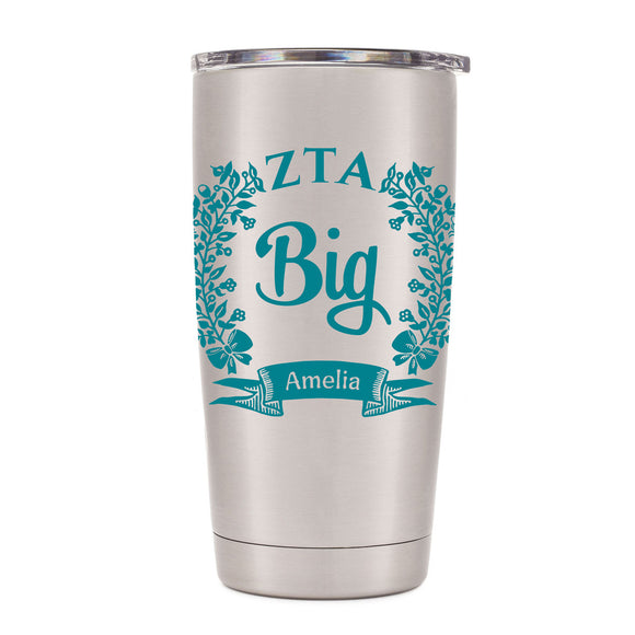 Brit and Bee Decal - Zeta Tau Alpha