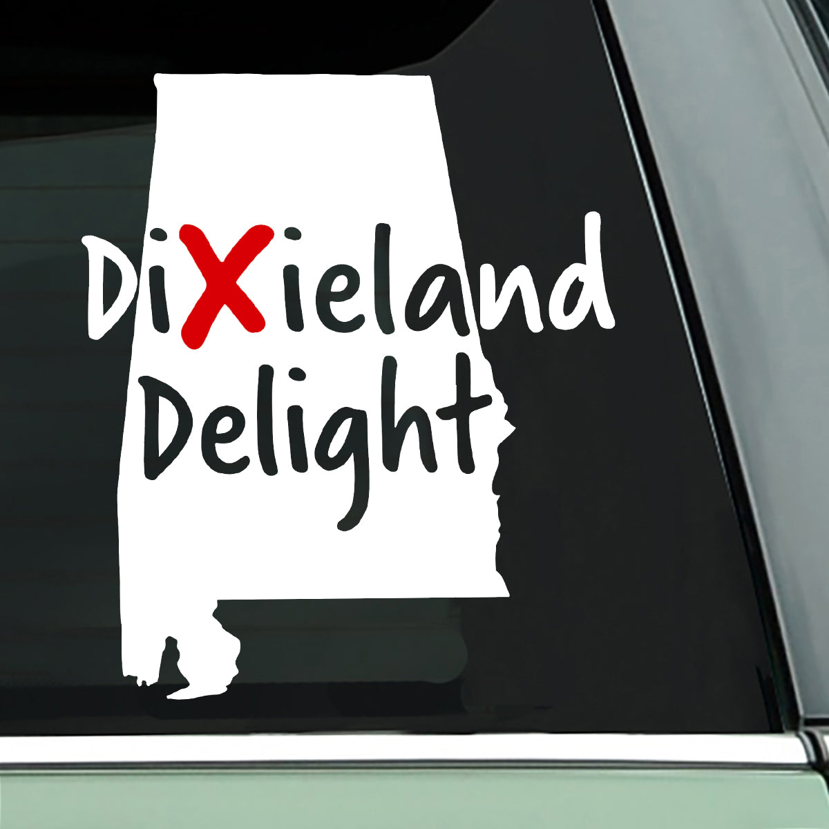 Dixieland Delight Decal | Brit and Bee
