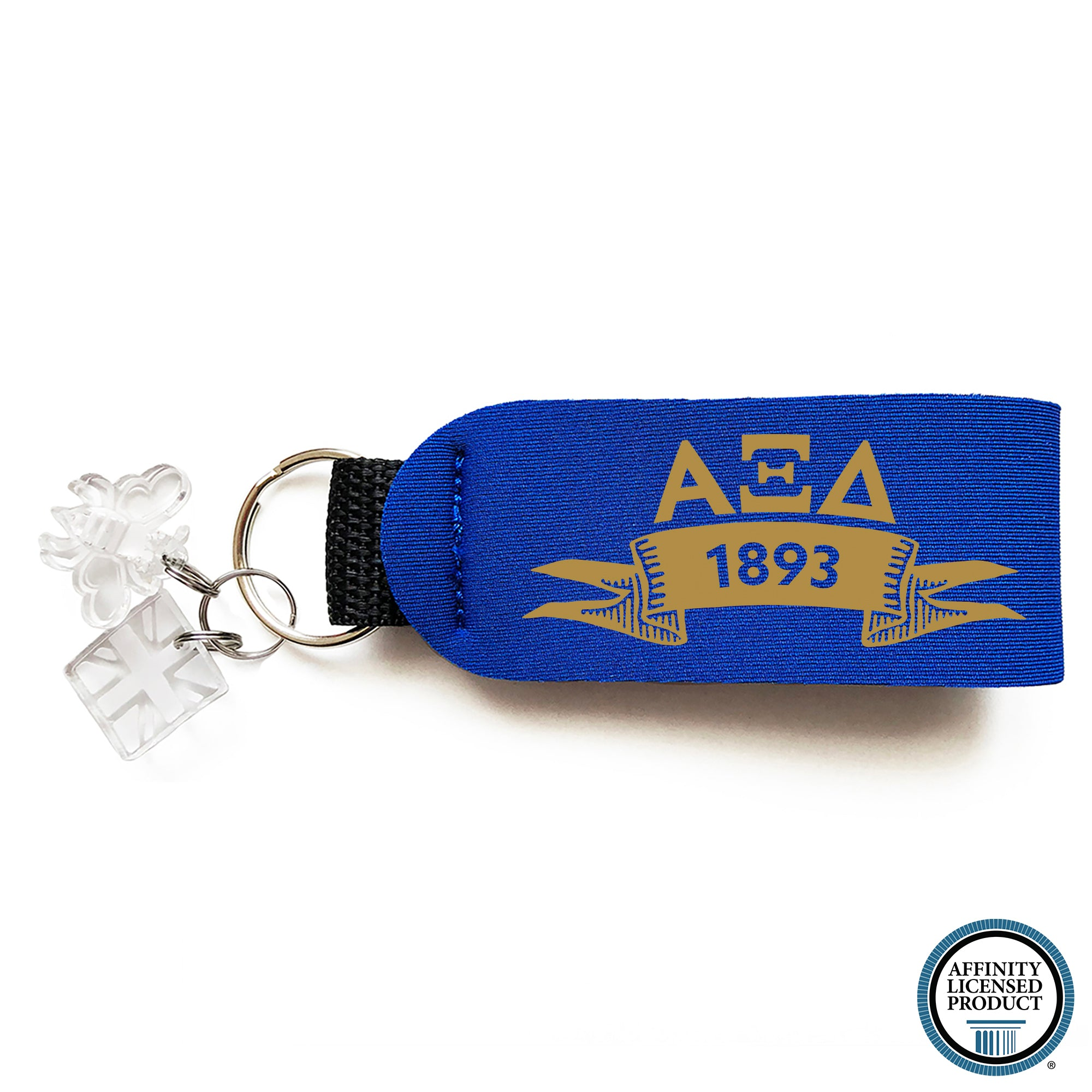 Alpha Xi Delta Keychain | Brit and Bee