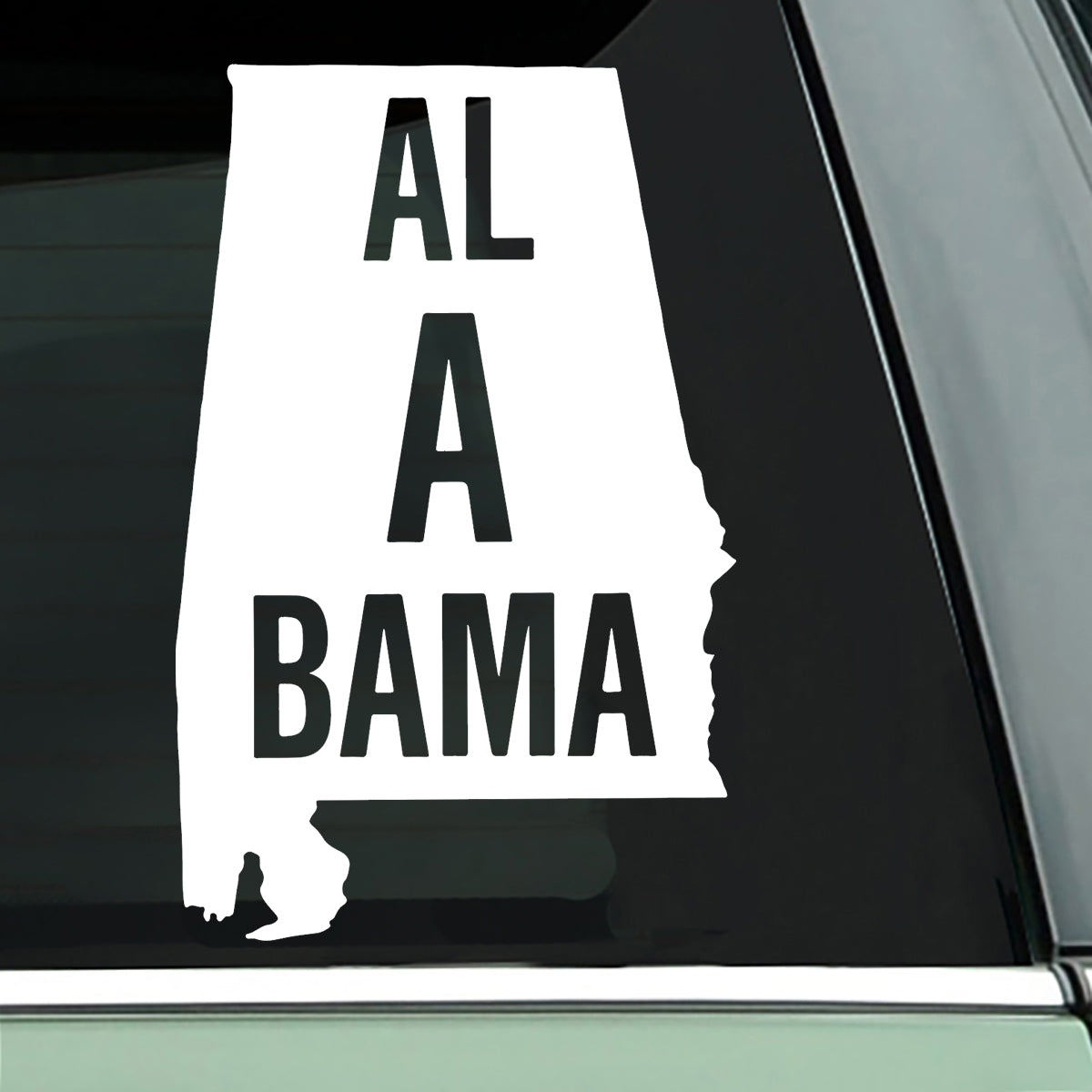 Alabama State Decal | Brit and Bee