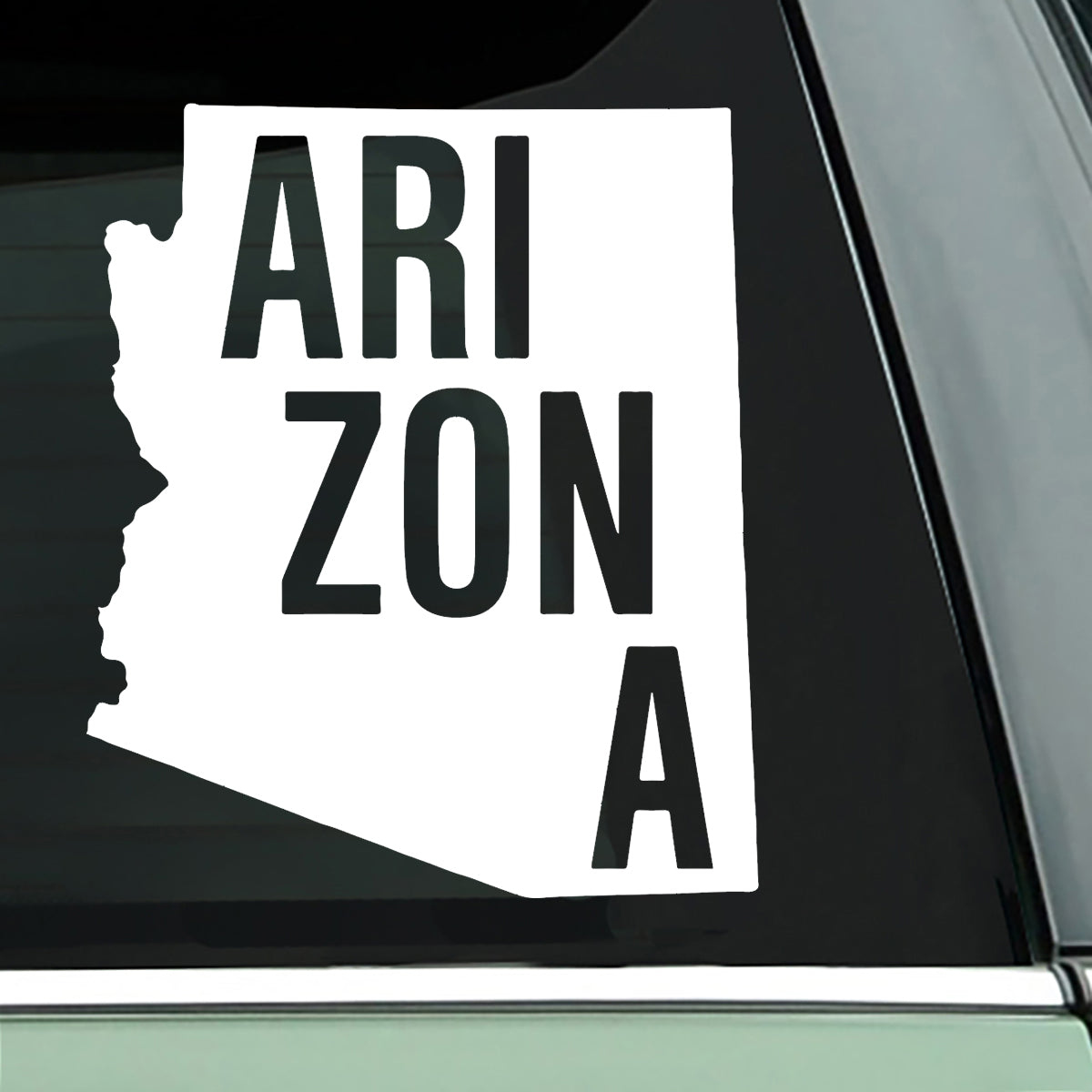Arizona State Decal | Brit and Bee
