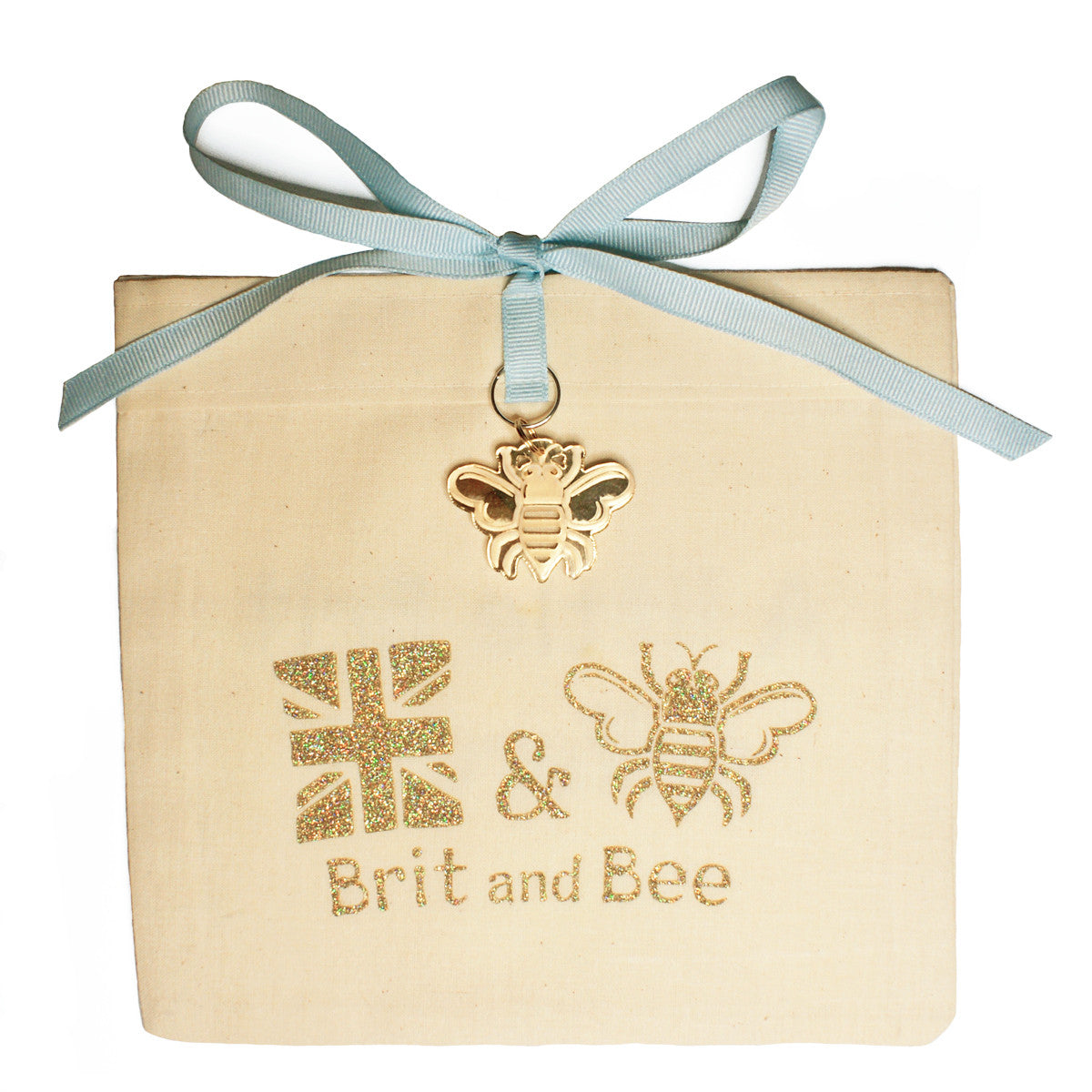 Brit and Bee Sorority Logo Ornament - Alpha Delta Pi