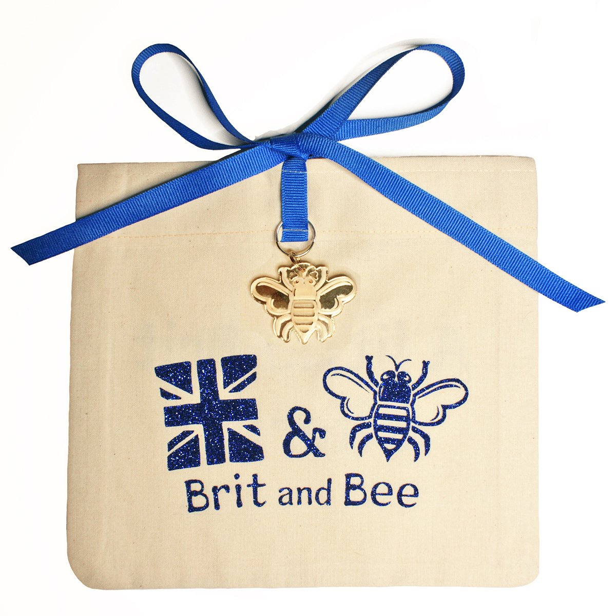 Brit and Bee Sorority State Ornament - Alpha Phi Omega
