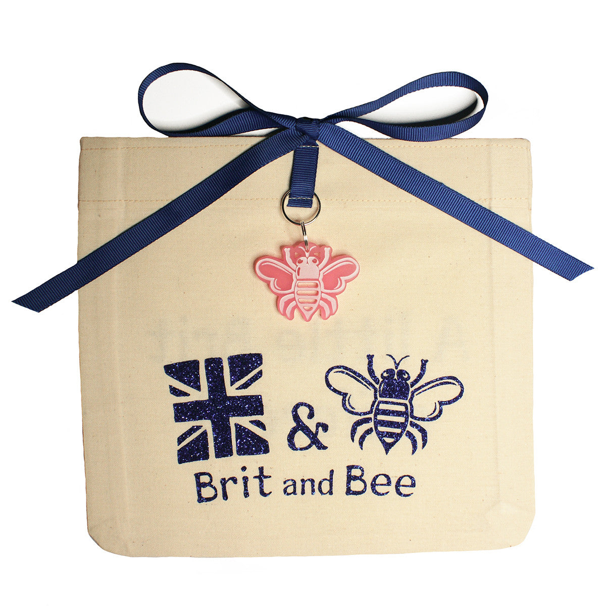 Brit and Bee Sorority Lil' Decal - Delta Gamma