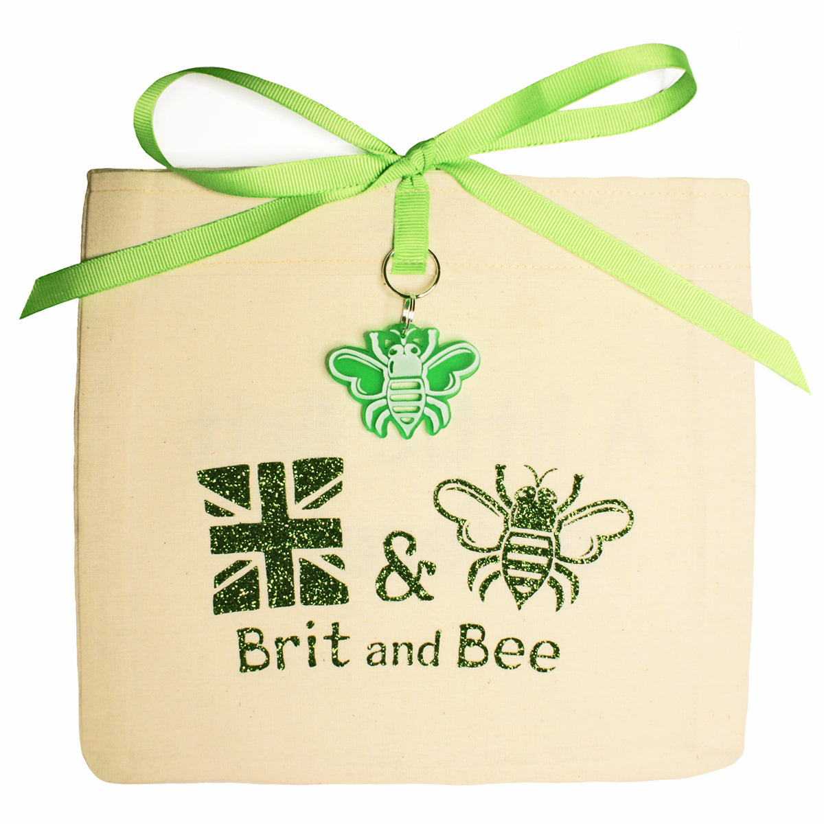 Brit and Bee Sorority Ribbon Mom Decal - Kappa Delta