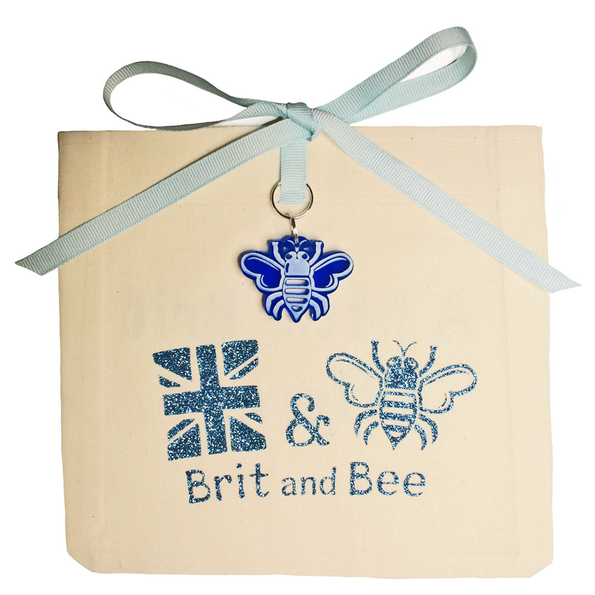 Brit and Bee Sorority Lil' Decal - Kappa Kappa Gamma