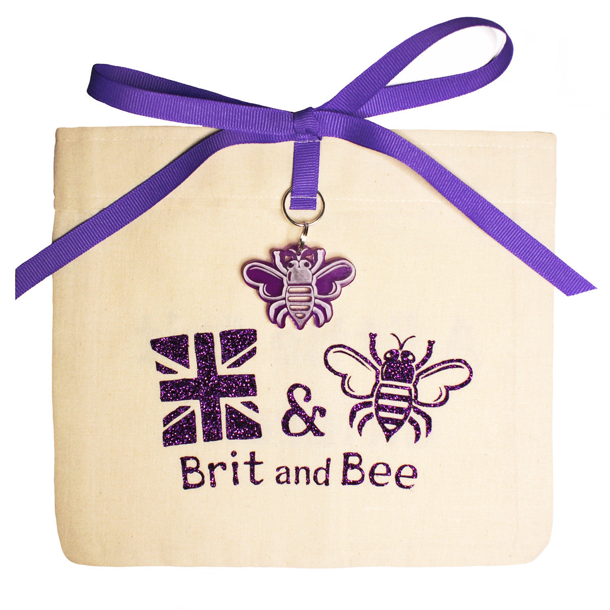 Brit and Bee Sorority Logo Ornament - Sigma Kappa