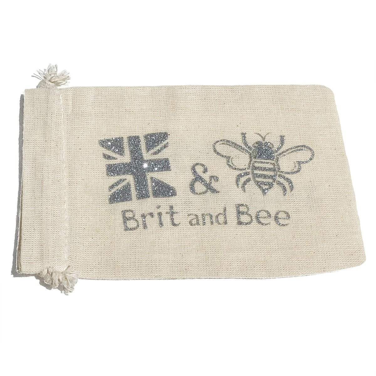 New American Citizen Keychain | Brit and Bee