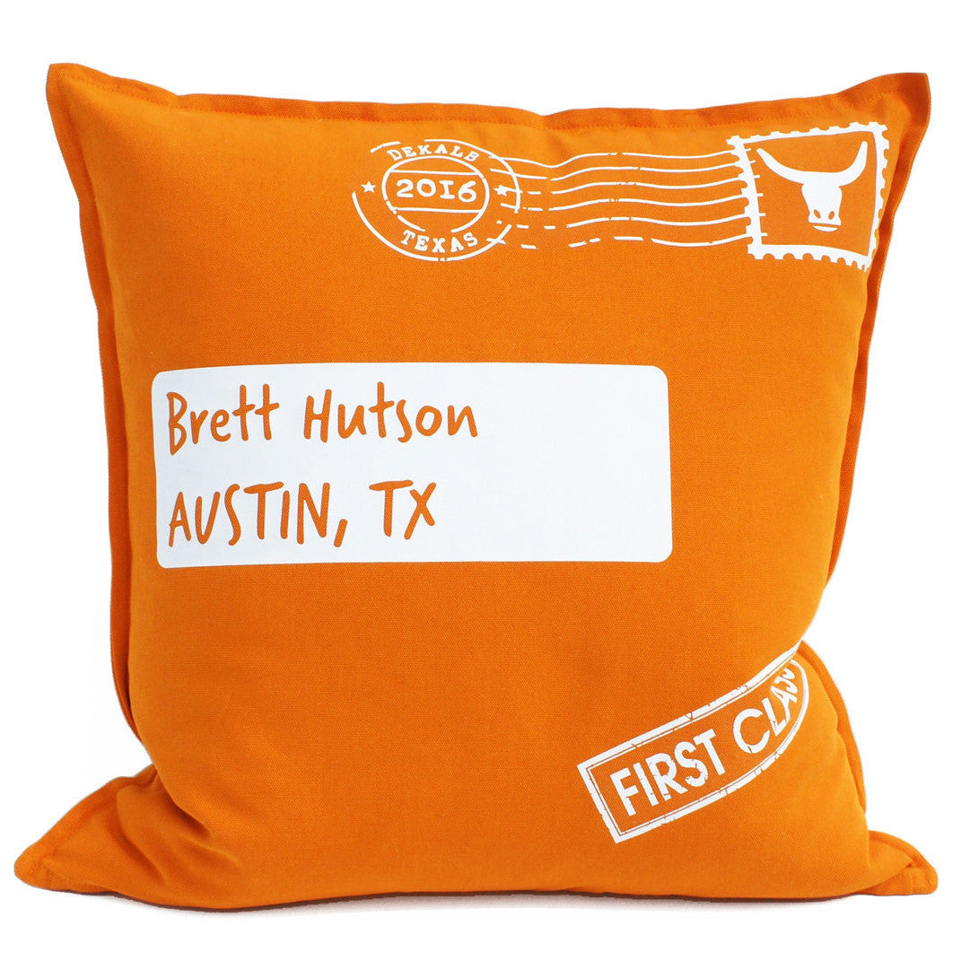Brit and Bee Uni Cushion - Austin FRONT