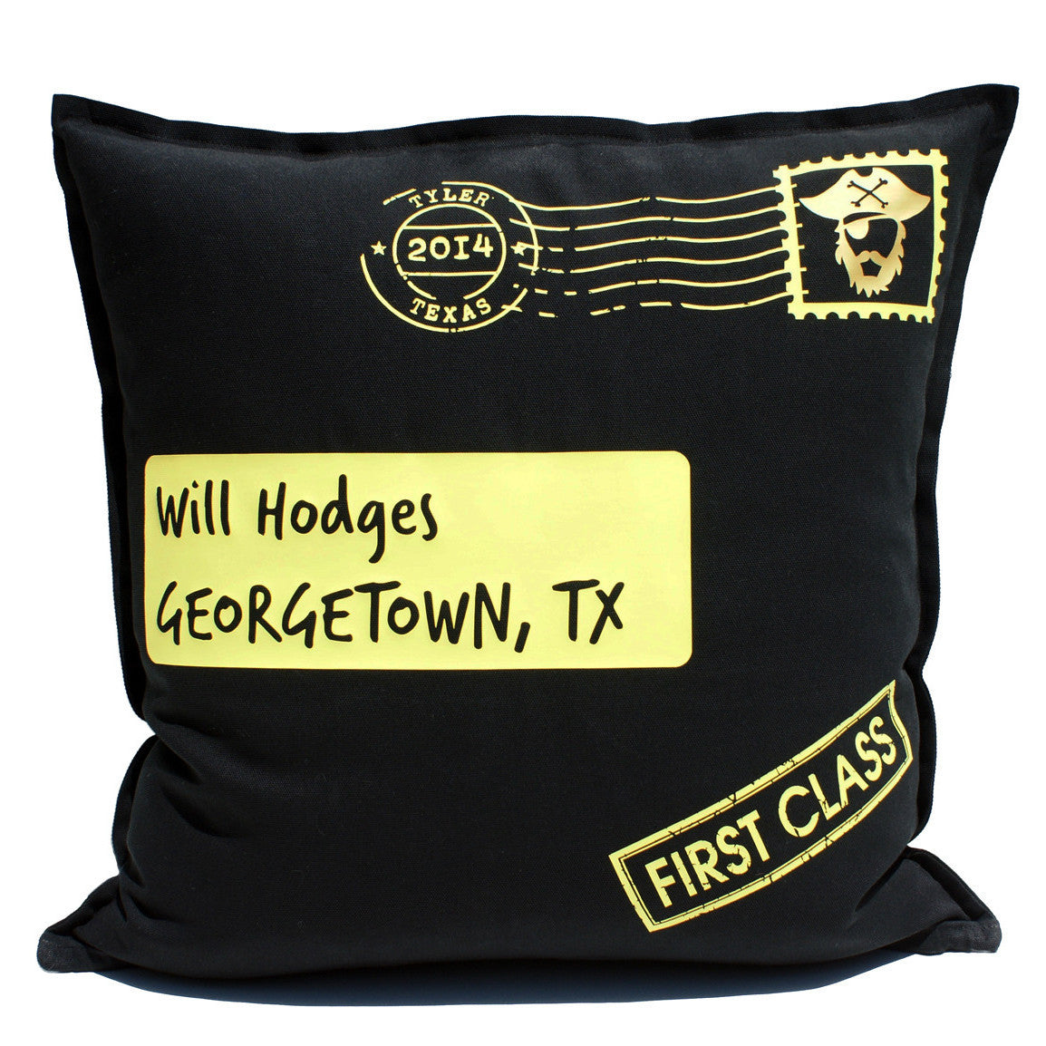 Brit and Bee Uni Cushion - Georgetown FRONT