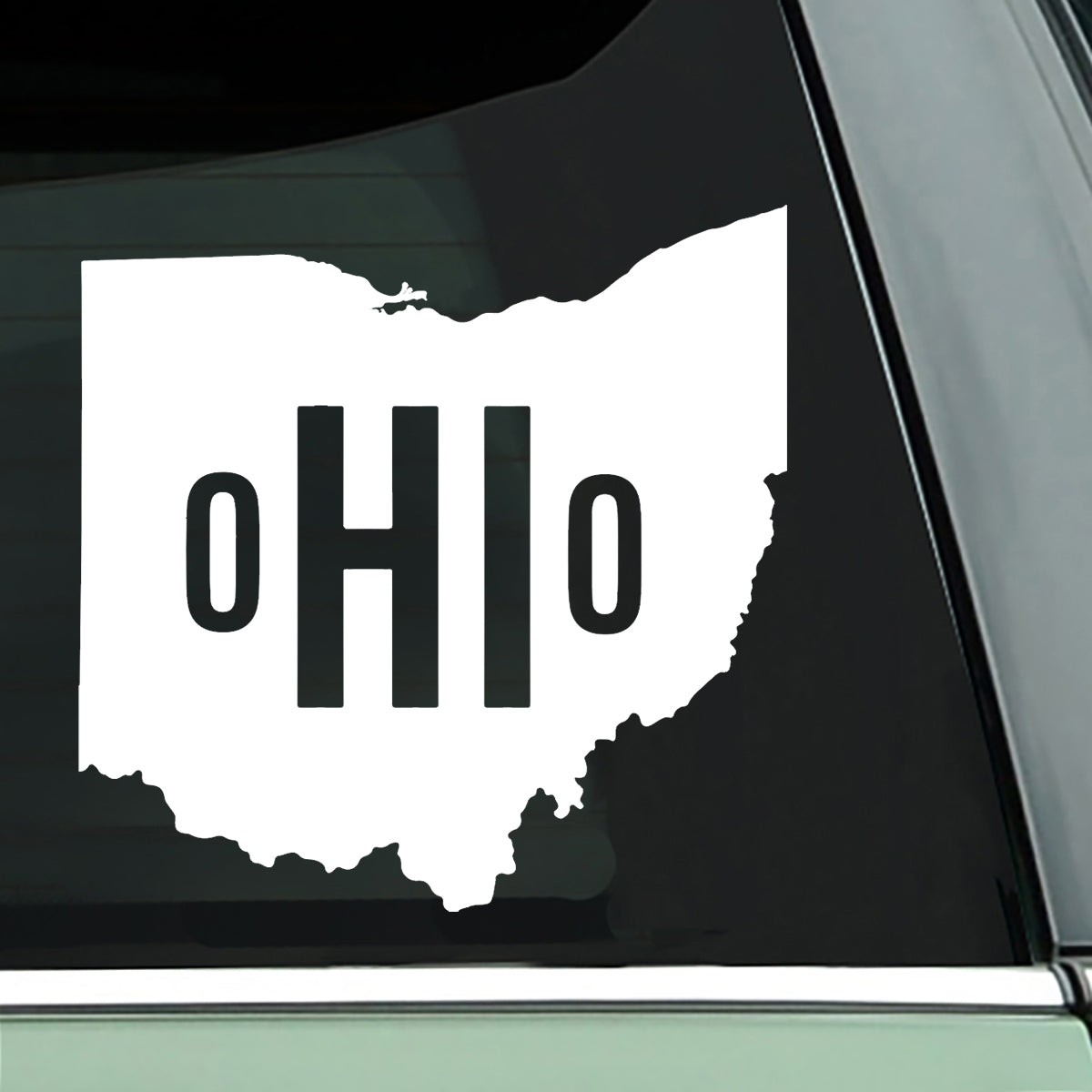 Ohio State Decal | Brit and Bee