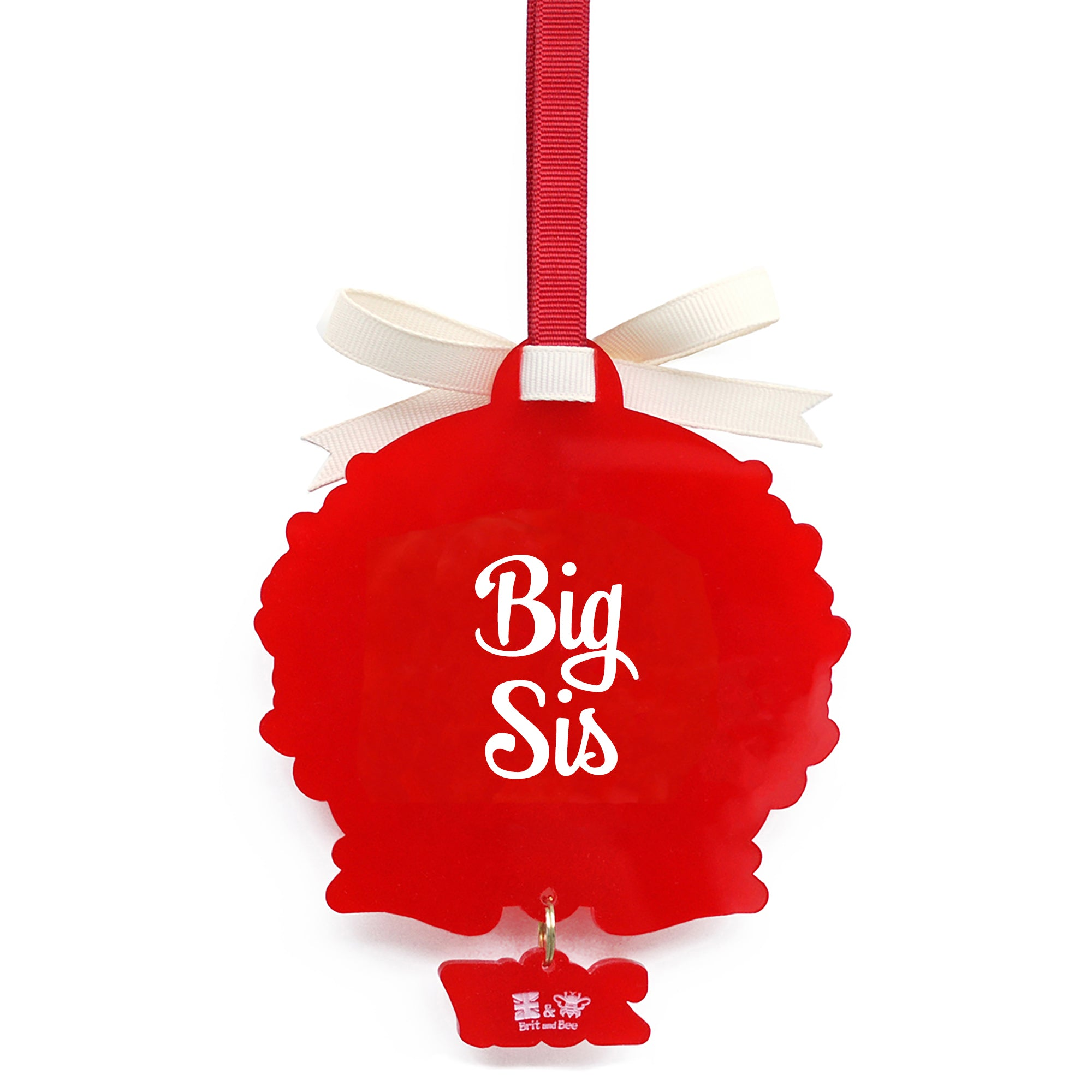 Alpha Omicron Pi Sorority Ornament | Brit and Bee