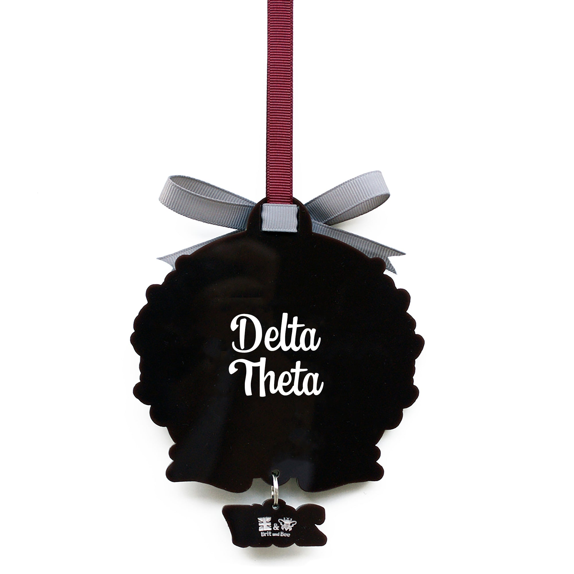 Alpha Phi Sorority Ornament | Brit and Bee