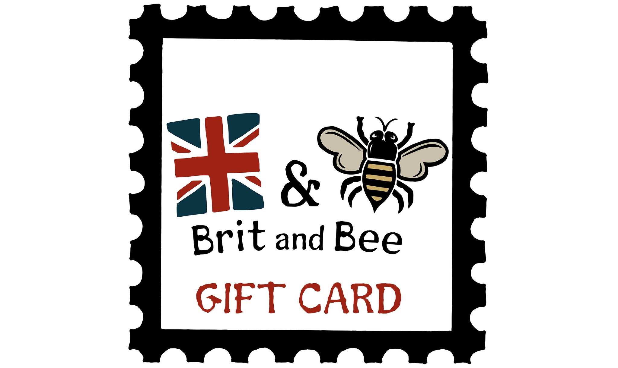 Brit and Bee Gift Card
