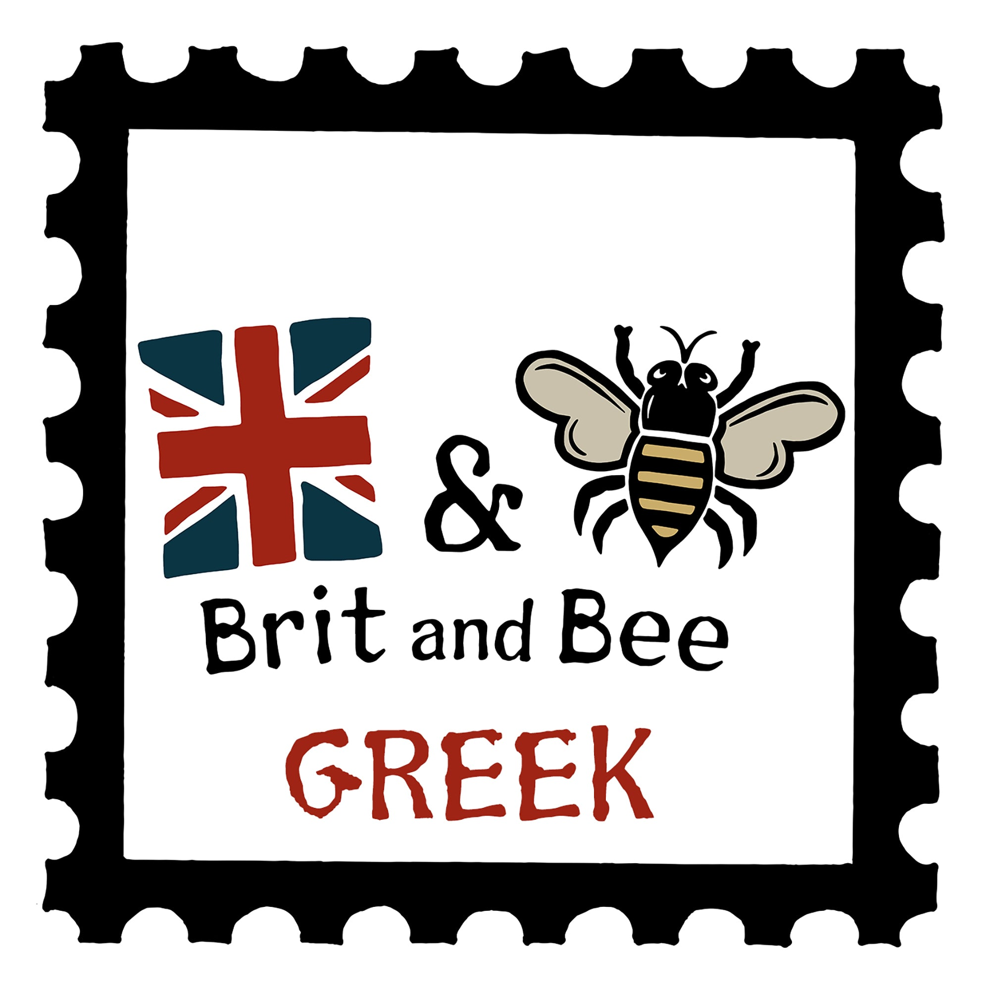 Brit and Bee | Greek