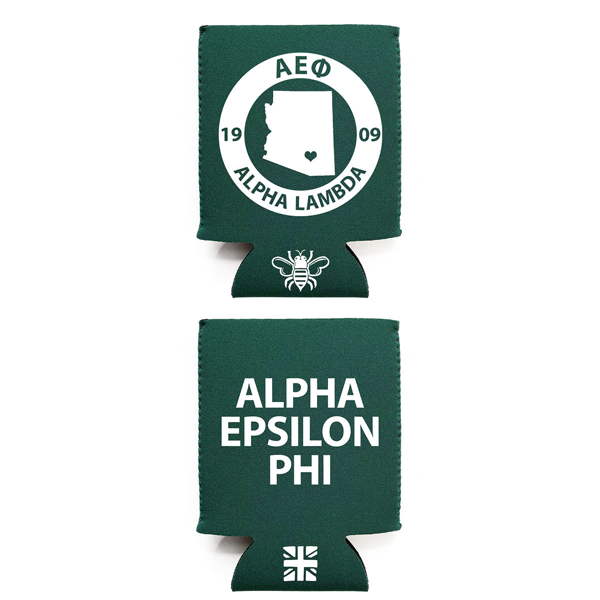 Brit and Bee Coozie - Alpha Epsilon Phi