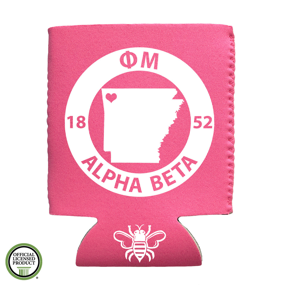 Brit and Bee Coozie - Phi Mu