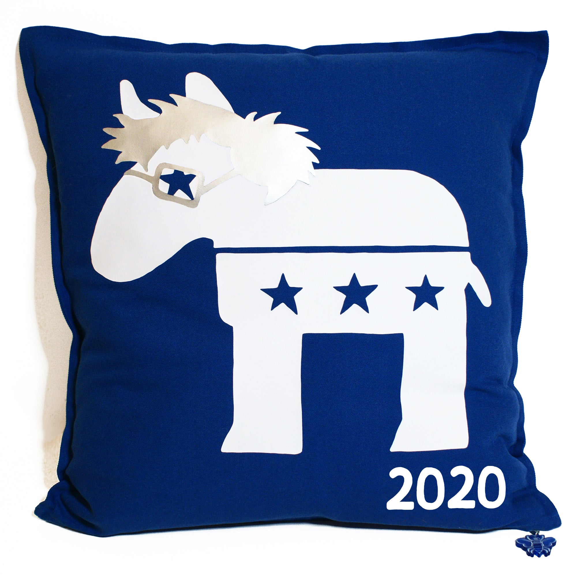 Bernie Sanders Pillow | Brit and Bee