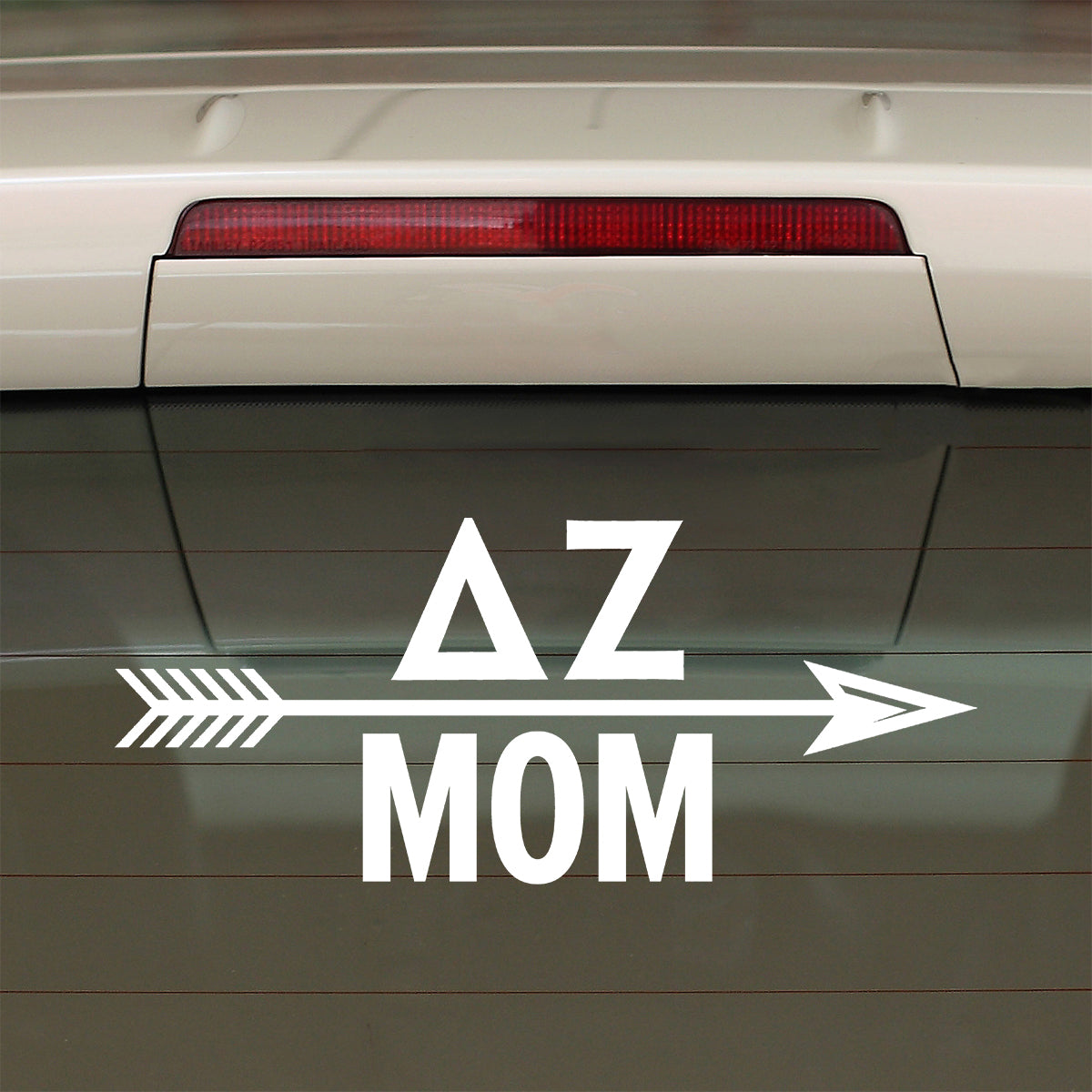 Brit and Bee Sorority Arrow Decal - Delta Zeta