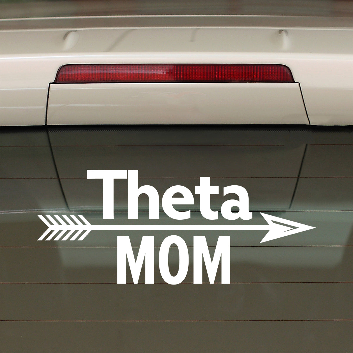 Brit and Bee Sorority Arrow Decal - Kappa Alpha Theta