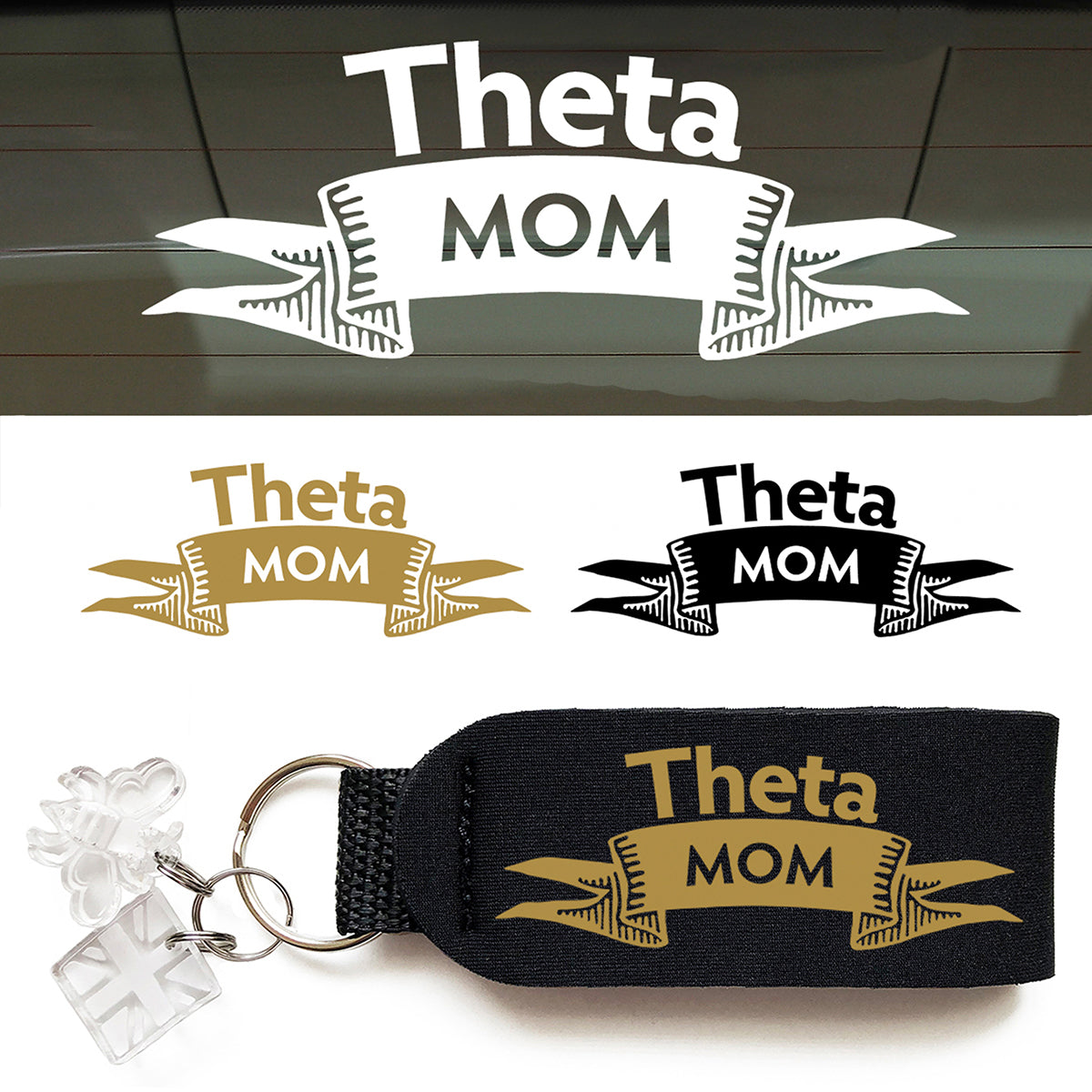 Kappa Alpha Theta Mom Gift Pack | Brit and Bee