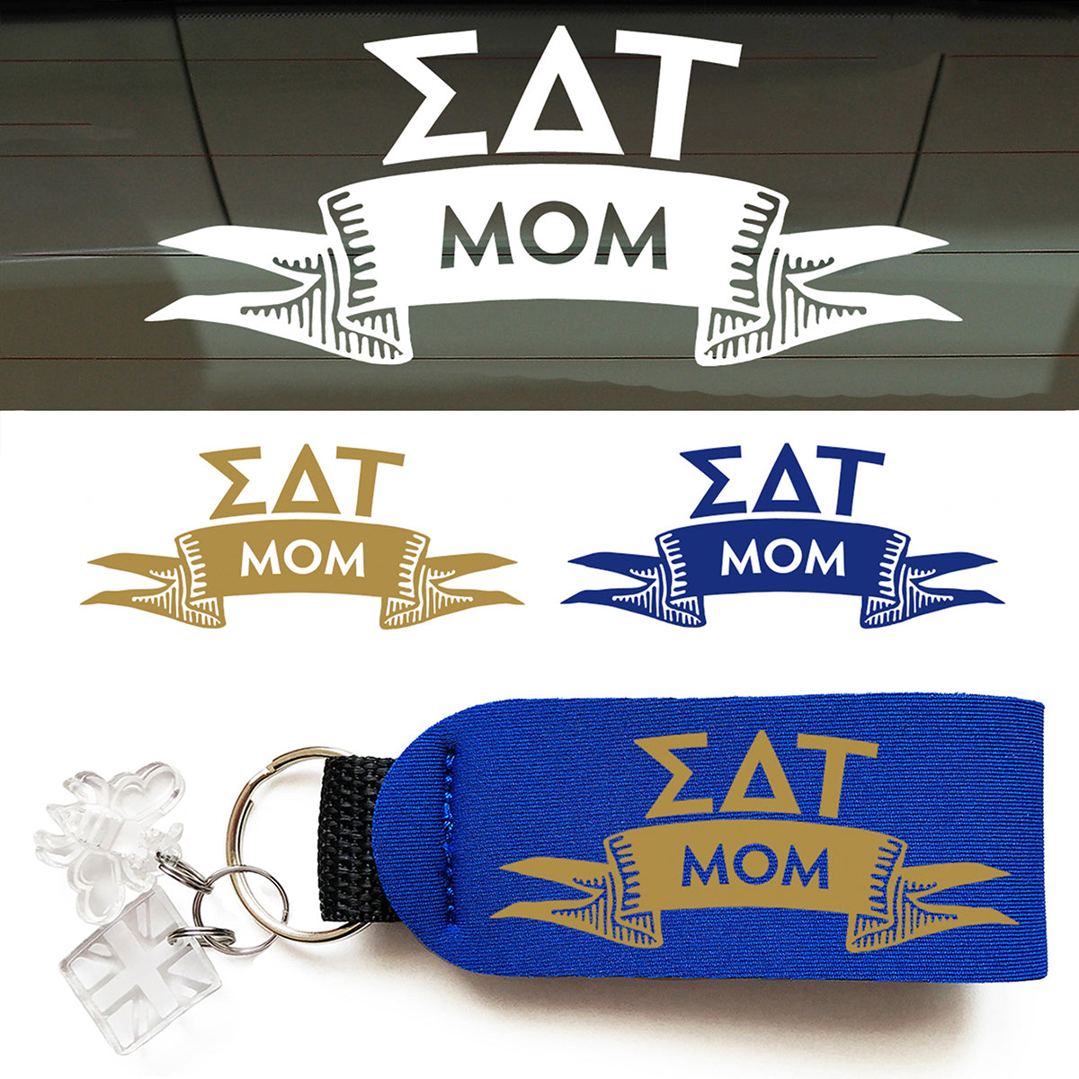 Sigma Delta Tau Mom Gift Pack | Brit and Bee