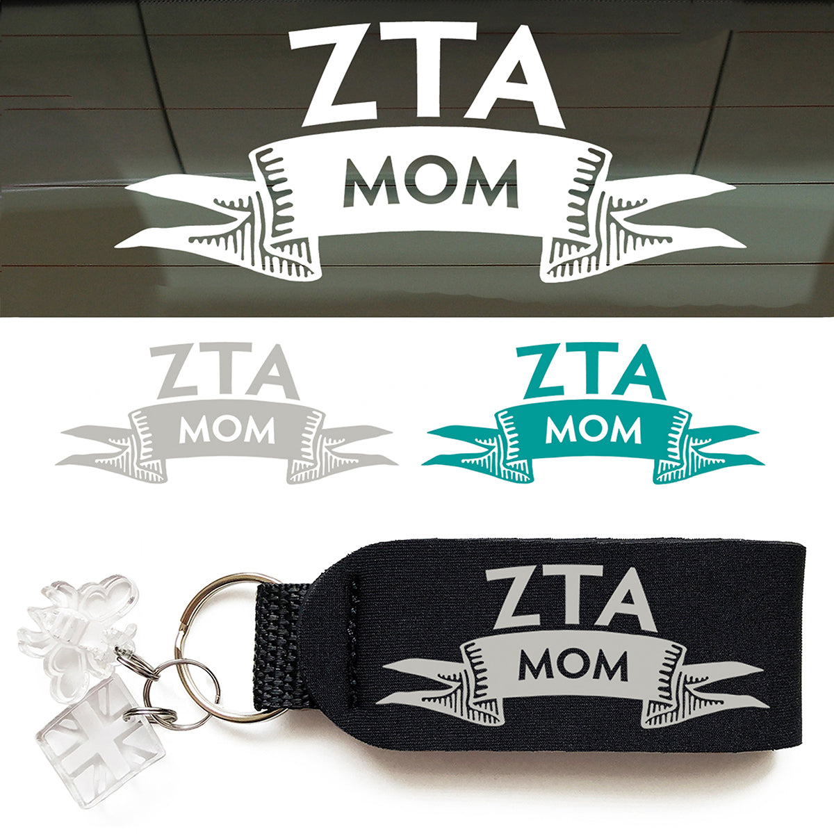 Zeta Tau Alpha Mom Gift Pack | Brit and Bee