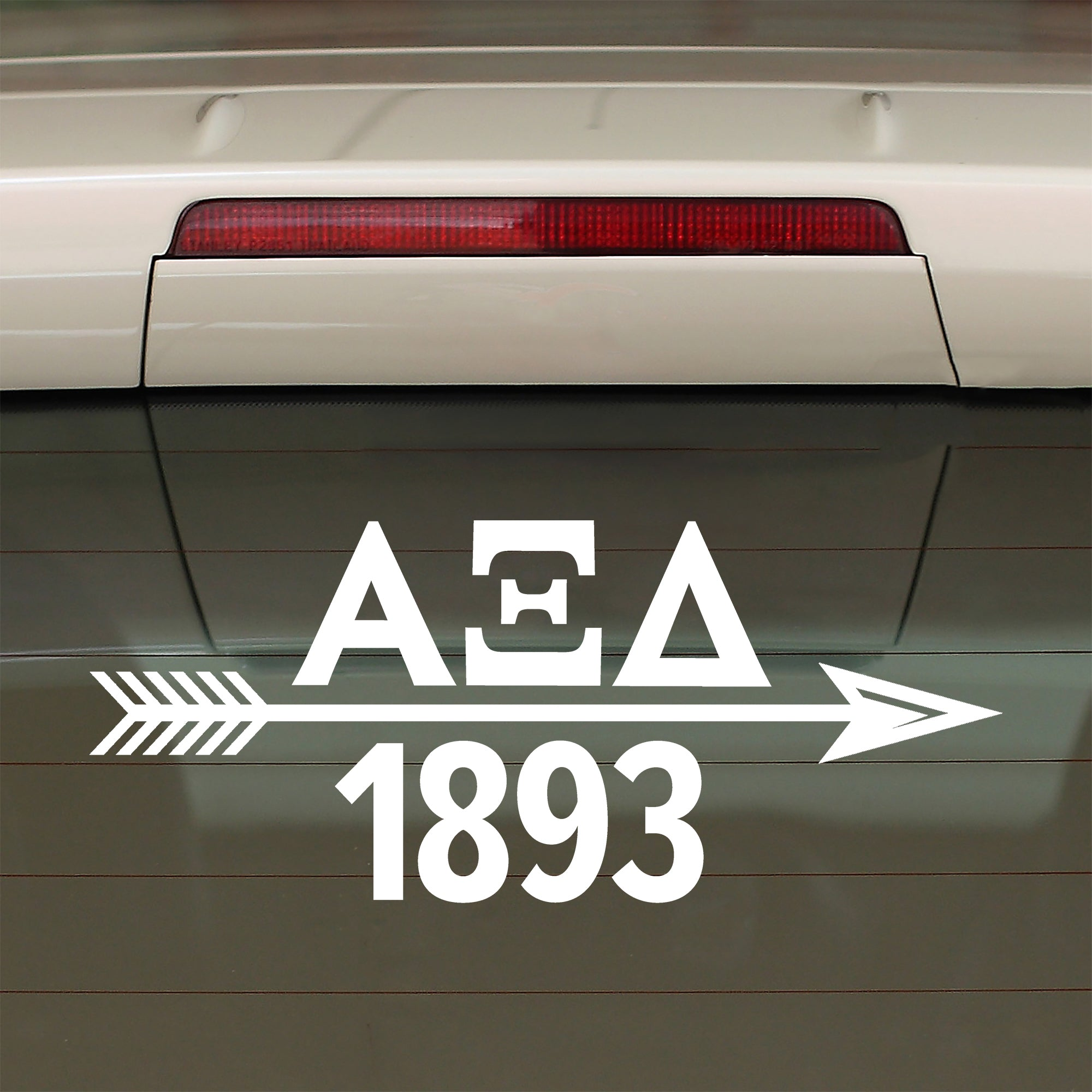 Sorority Arrow Decal | Alpha Xi Delta