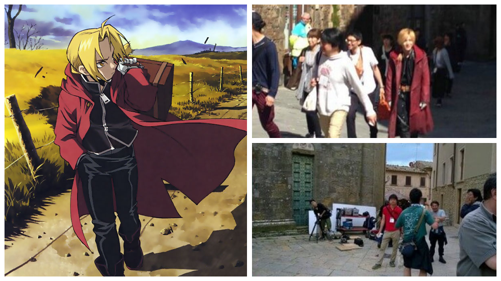 The Live-Action FMA Movie Wraps Up