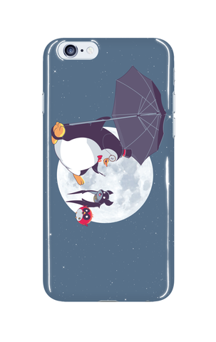 Penguin Chase - Iphone 6S Plus Case