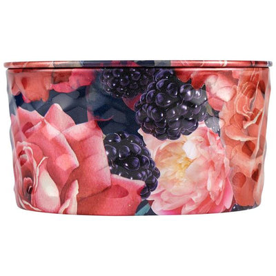 VOLUSPA - BLACKBERRY ROSE OUD 6 Oz. MINI TIN CANDLE