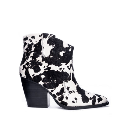 Chinese Laundry - Bonnie Cowgirl Ankle Bootie