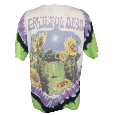 Grateful Dead Tie Dye Tour T Shirt