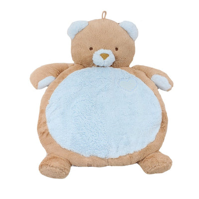 Baby Mat Blue Bear