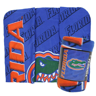 Gators Fleece Throw