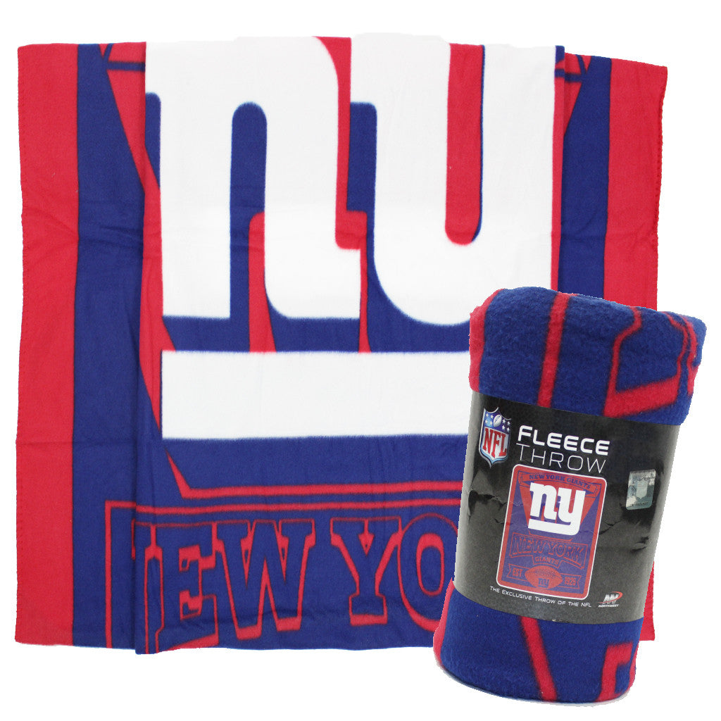 Giants Fleece Blanket