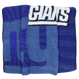 Giants Sherpa Throw