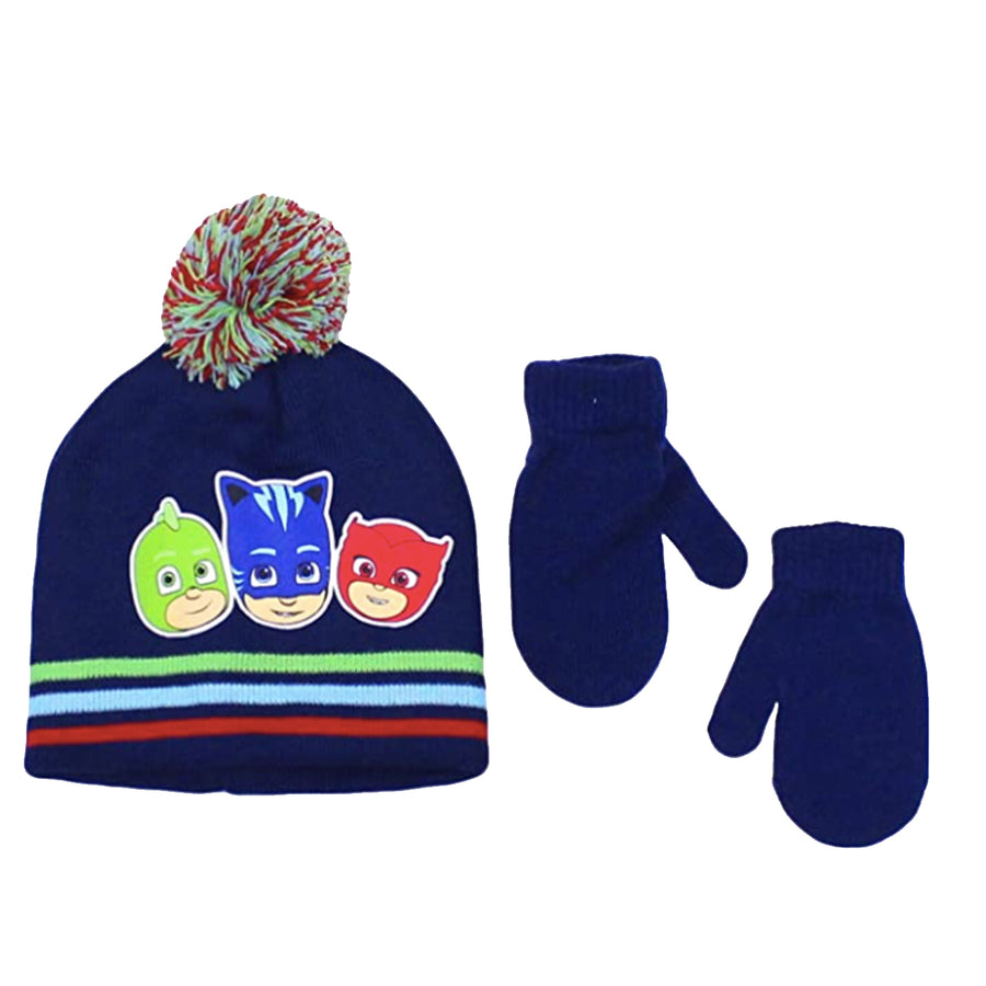 PJ Mask Hat and Glove Set