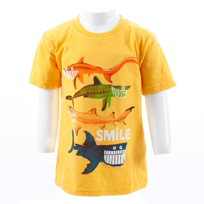 Smiling Sharks Tee