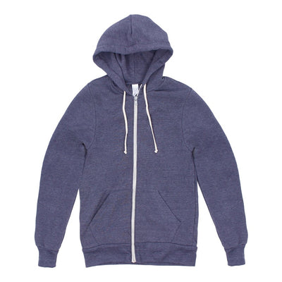 Eco Fleece Zip Hoody