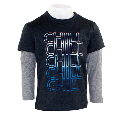 Chill layer Tee