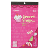 Sticker Book Sweet Shop