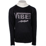 L/S w Vibes Checker