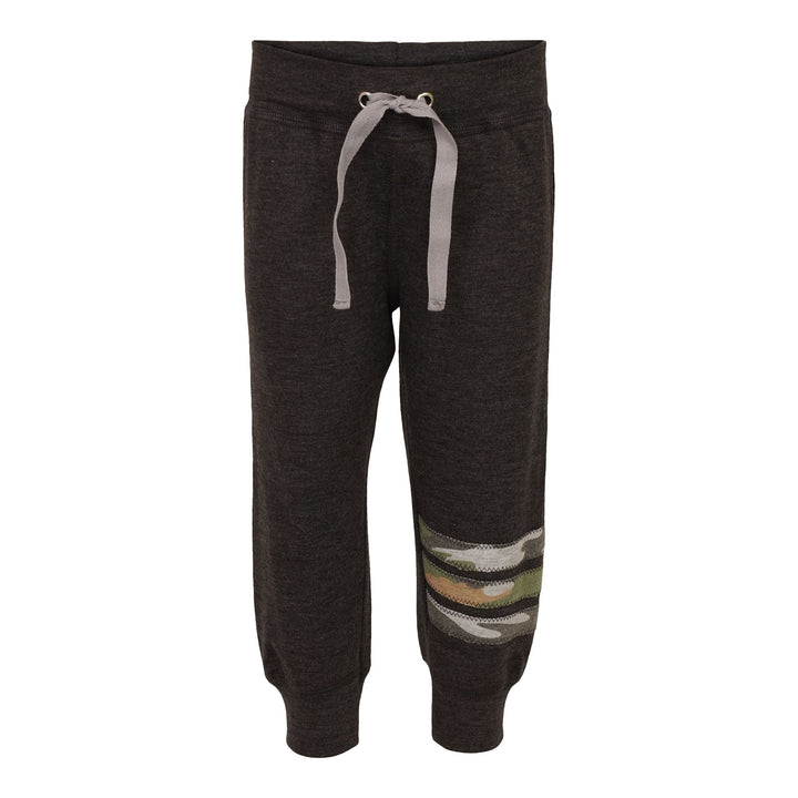 Camo Trim Sweatpant